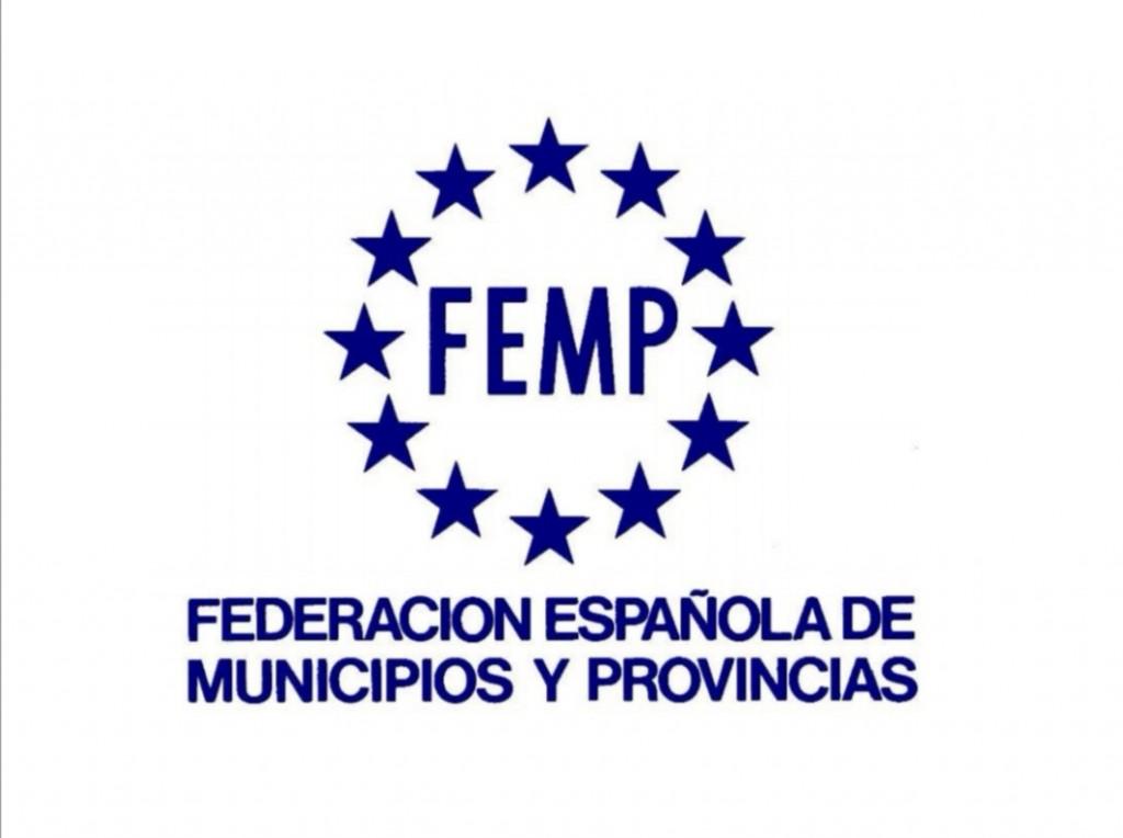 Logo Federación Española de Municipios y Provincias - TiétarTeVe