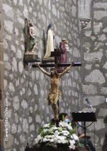 2020-05-31 Cristo de la Luz - Hontanares - Lanzahíta - Arenas de San Pedro - TiétarTeVe