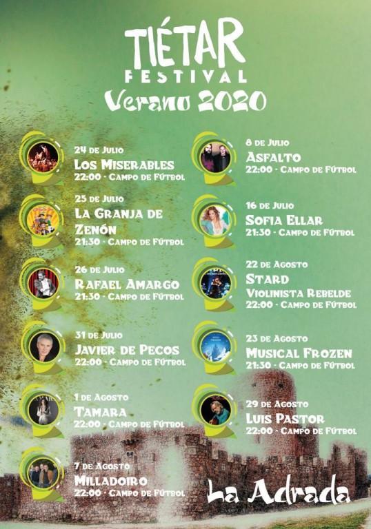 2020-07-24 III Tiétar Festival La Adrada - TiétarTeVe