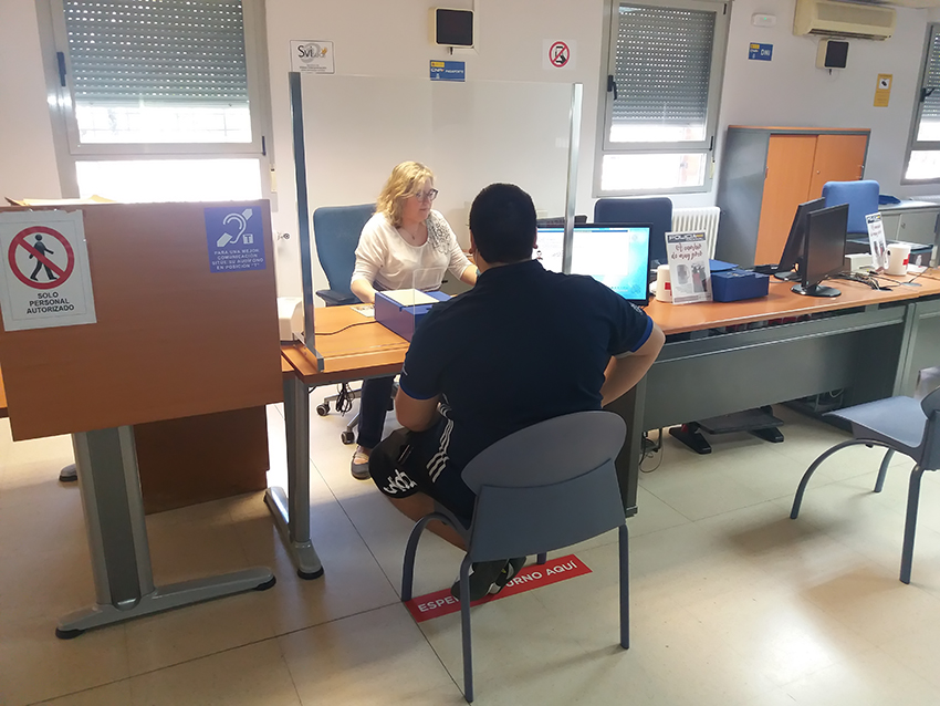 Expedición DNI y Pasaporte Comisaría Policía de Ávila - TiétarTeVe