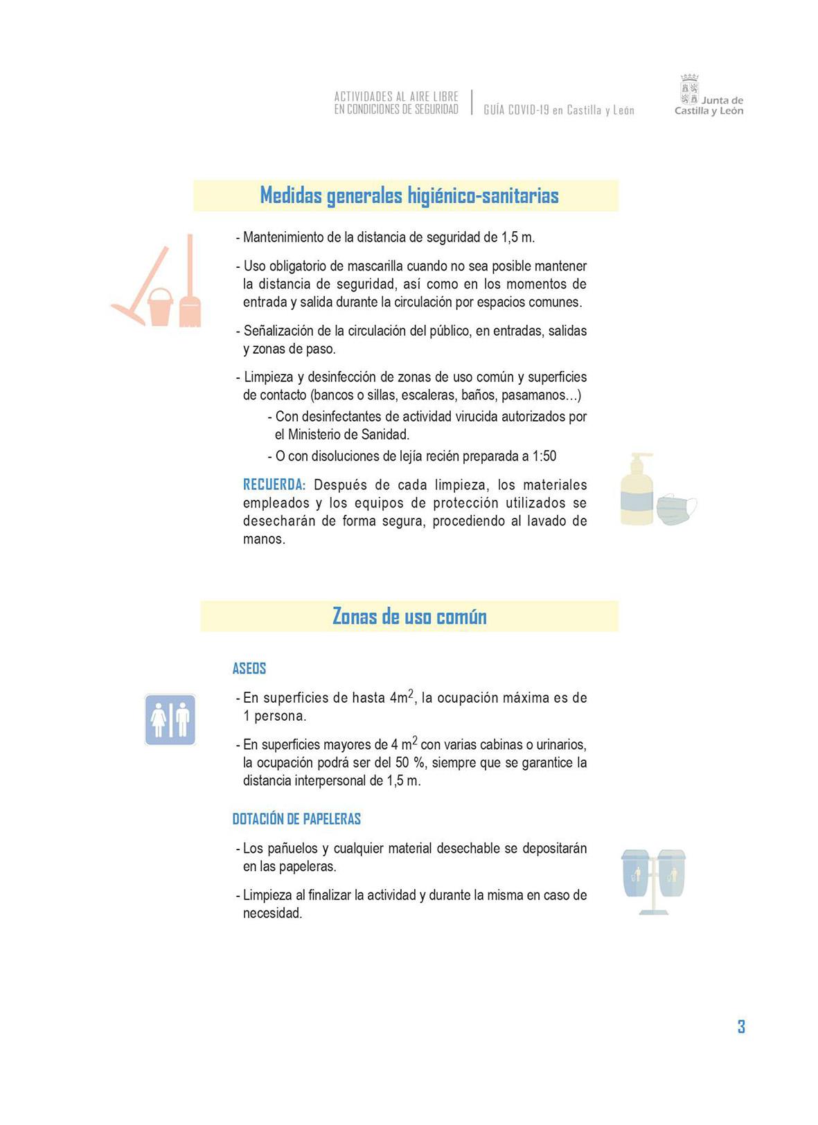 Guia Actividades Aire Libre - JCyL - TiétarTeVe