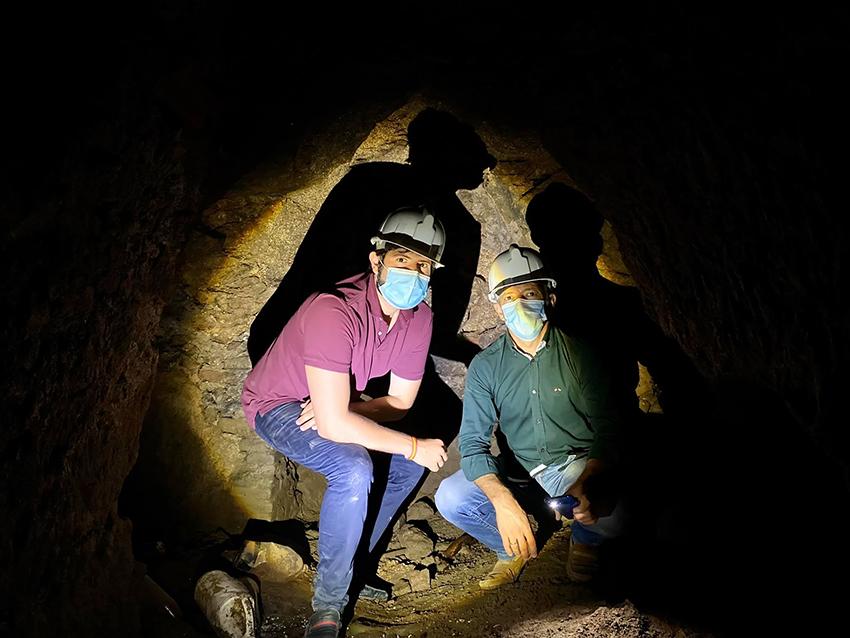 """Recuperación Cueva de """"La Sinagoga"""" en Arenas de San Pedro - TiétarTeVe"""