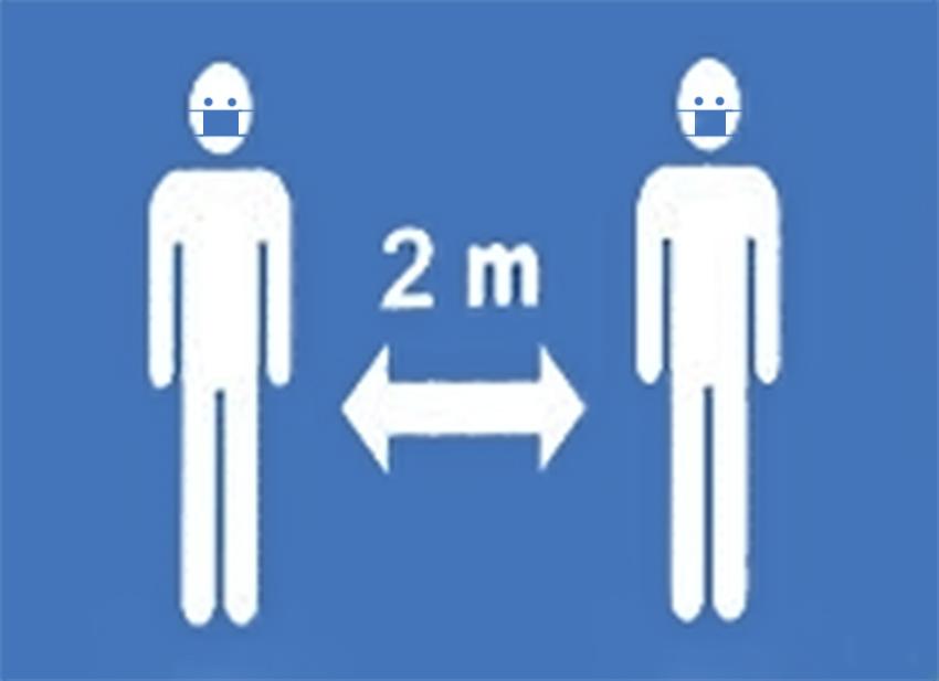 Medidas Distanciamiento Social y Mascarilla - COVID-19 - TiétarTeVe