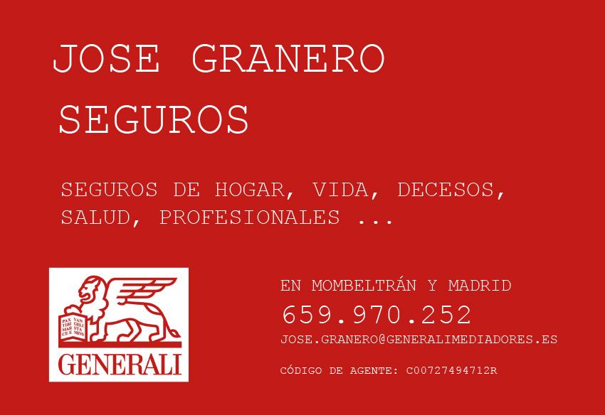 Jose Granero Seguros Generali - TiétarTeVe