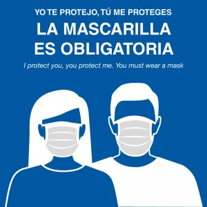 Mascarilla Obligatoria en Castilla y León - TiétarTeVe