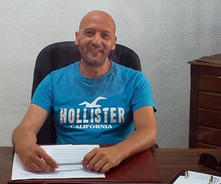 Matías Jiménez, alcalde de Poyales del Hoyo - TiétarTeVe