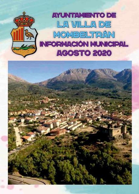 Fiestas de La Asunción y San Roque 2020 - Mombeltrán - TiétarTeVe
