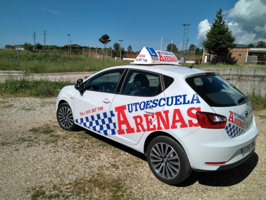 Autoescuela Arenas - Arenas de San Pedro - TiétarTeVe