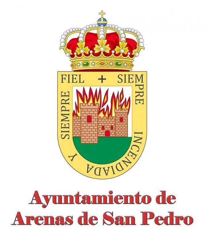Escudo del Ayuntamiento de Arenas de San Pedro - TiétarTeVe