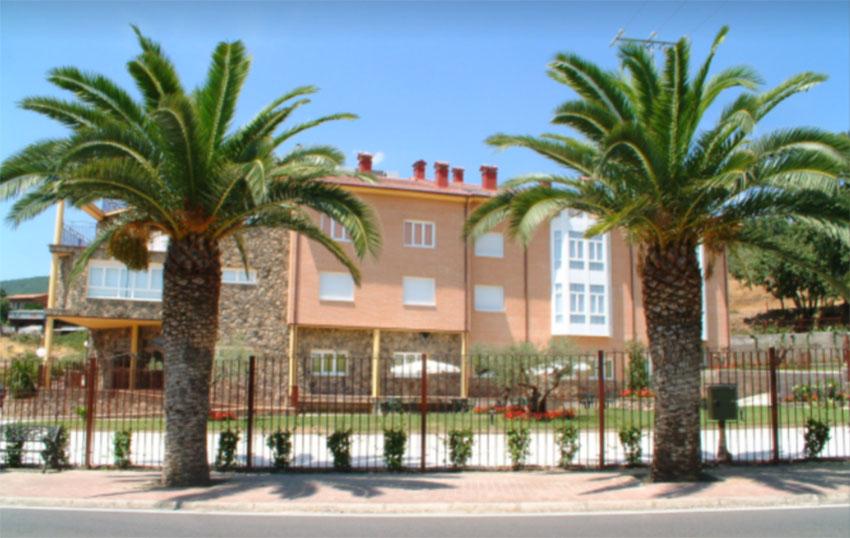 Residencia Las Palmeras Candeleda - TiétarTeVe
