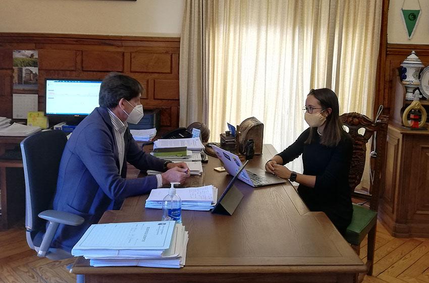 Entrevista Alcalde Arenas de San Pedro - TiétarTeVe