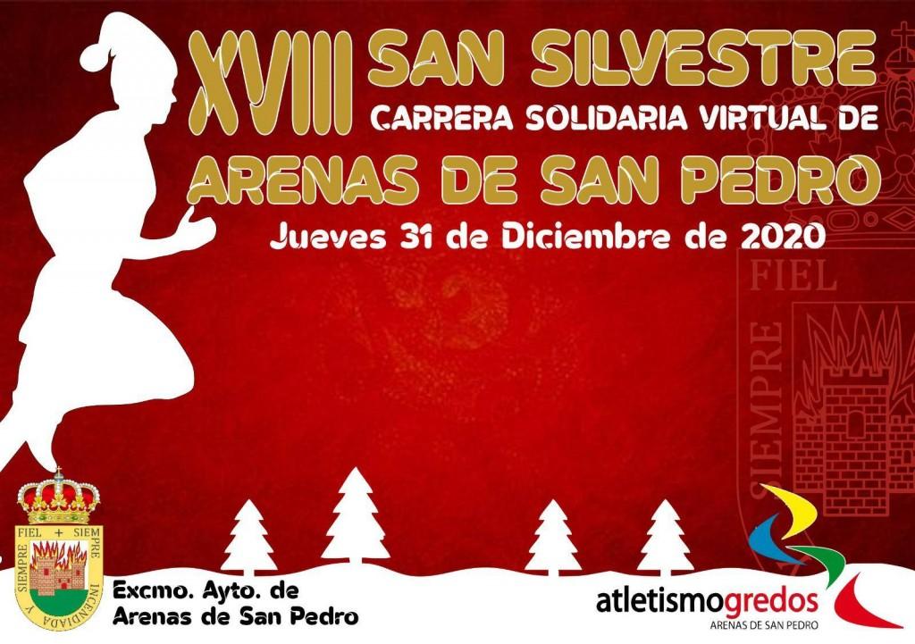 2020 XVIII San Silvestre Solidaria Arenas de San Pedro - TiétarTeVe