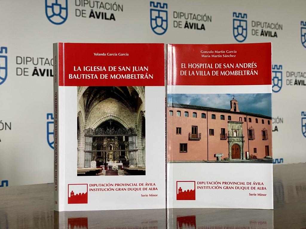 20201214 presentación libros Mombeltrán - TiétarTeVe