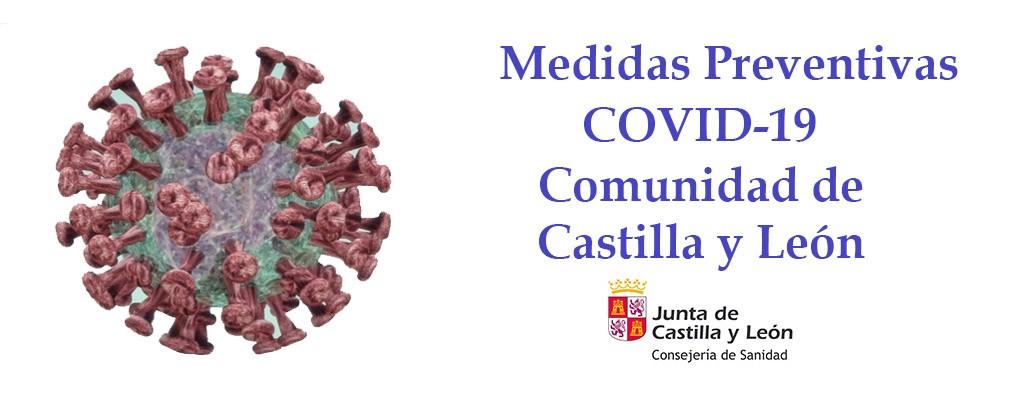 Medidas Preventivas Covid-19 JCyL - TiétarTeVe
