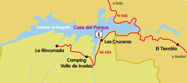 Reserva Natural del Valle de Iruelas - TiétarTeVe