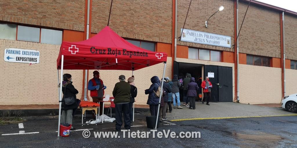 2021-01-23 Cribado Masivo Arenas de San Pedro - TiétarTeVe
