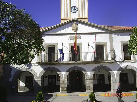 Ayuntamiento de El Tiemblo - Ávila - TiétarTeVe