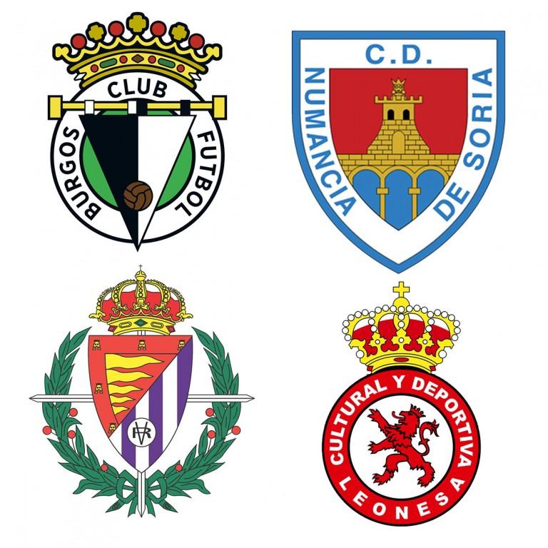Equipos castellano leoneses - TiétarTeVe