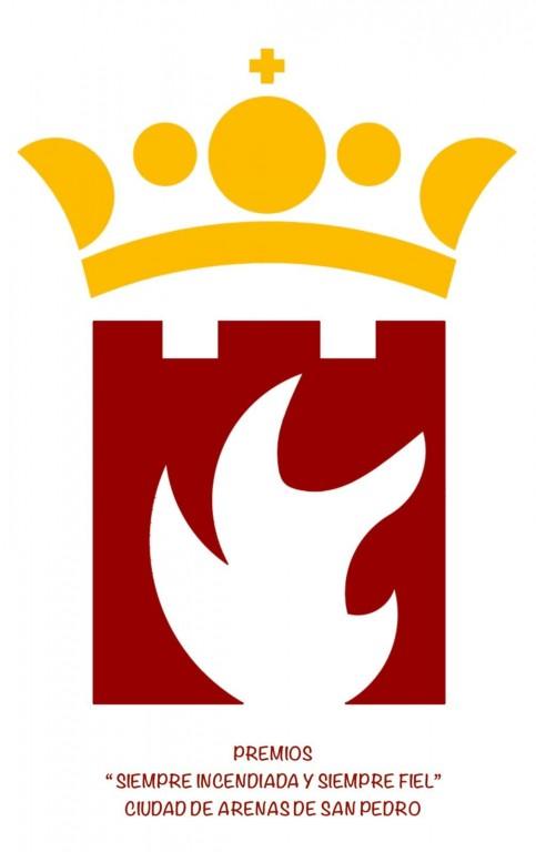 Logotipo Premios Siempre Incendiada y Siempre Fiel - Arenas de San Pedro - TiétarTeVe