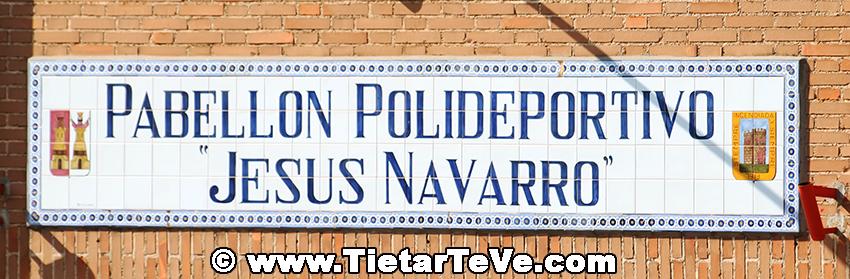 Polideportivo Jesús Navarro - Arenas de San Pedro - TiétarTeVe