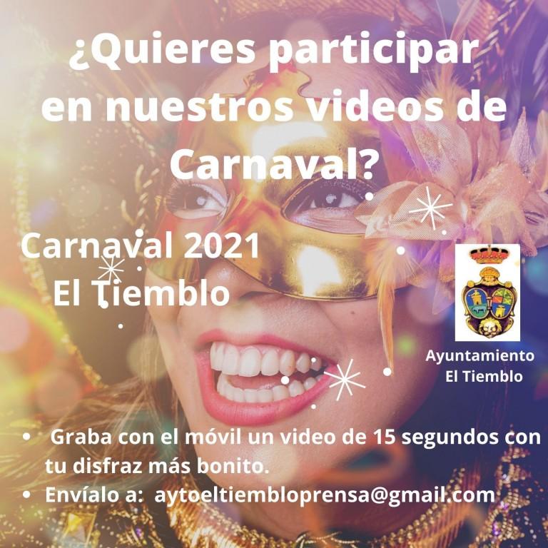 Vídeos de Carnaval - Ayuntamiento de El Tiemblo - Ávila - TiétarTeVe