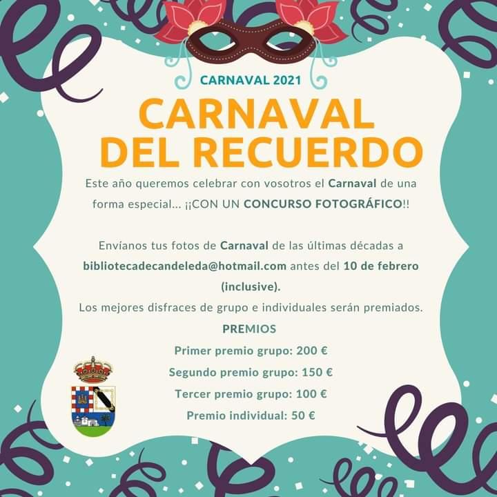 2021-02-01 Concurso Carnaval del Recuerdo - Ayuntamiento de Candeleda - TiétarTeVe