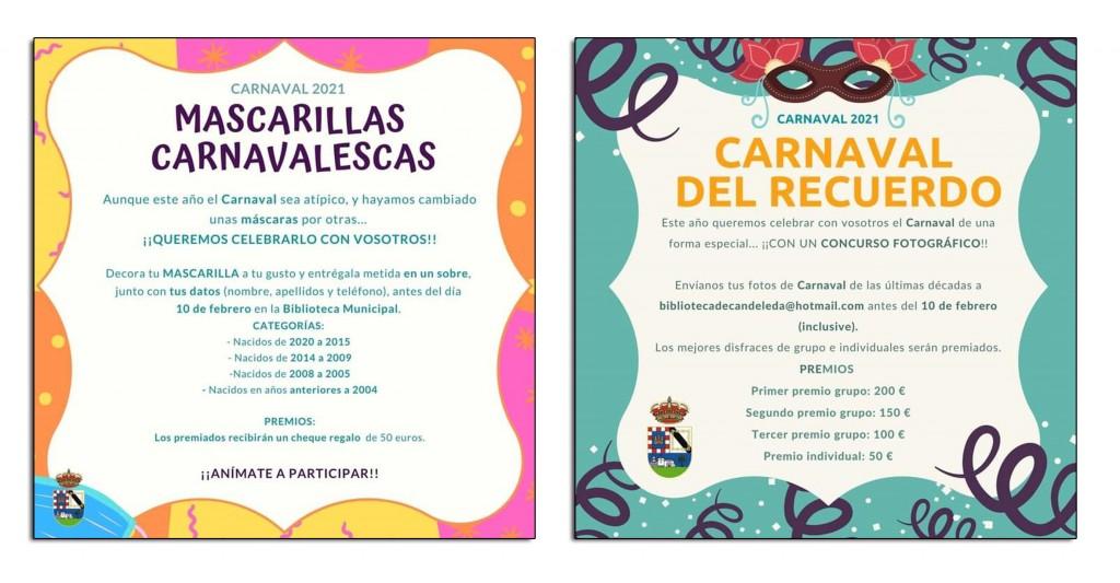 2021 Carnaval Candeleda - TiétarTeVe