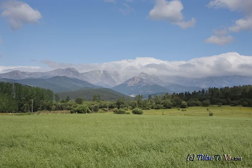Sur de la Sierra de Gredos - Valle del Tiétar