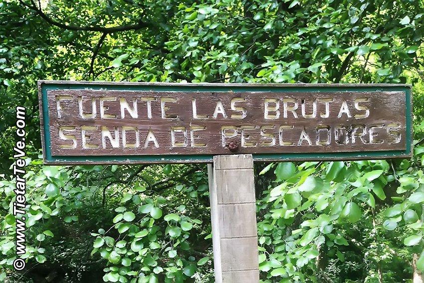 Fuente de Las Brujas - Senda de los Pescadores - Arenas de San Pedro