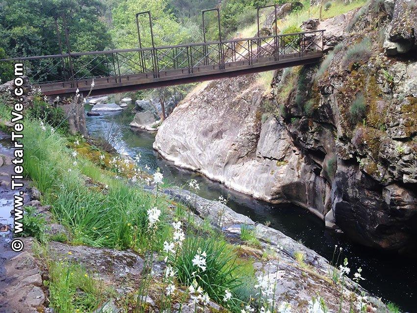 Puente del Pozo Quirol - Ruta de los Pescadores - Arenas de San Pedro