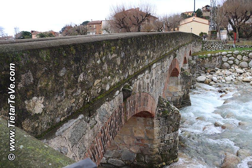 Puente romano sobre la Garganta de Santa María - Candeleda