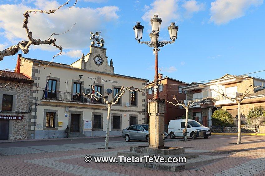 Ayuntamiento de Higuera de Las Dueñas (Ávila)