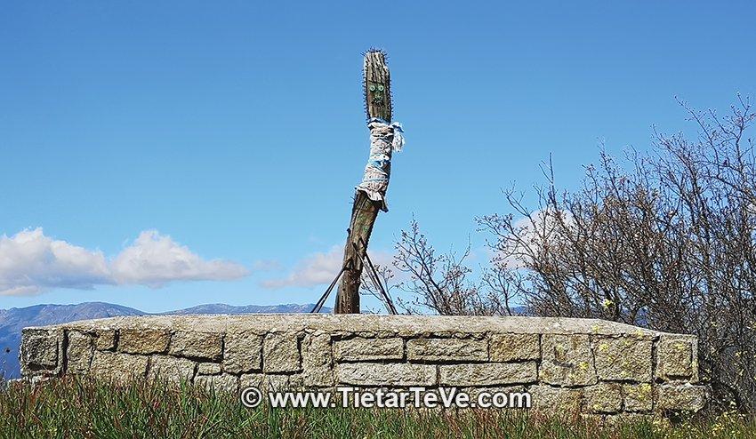 Escultura - Parque Sonoro - La Dehesa - Higuera de Las Dueñas