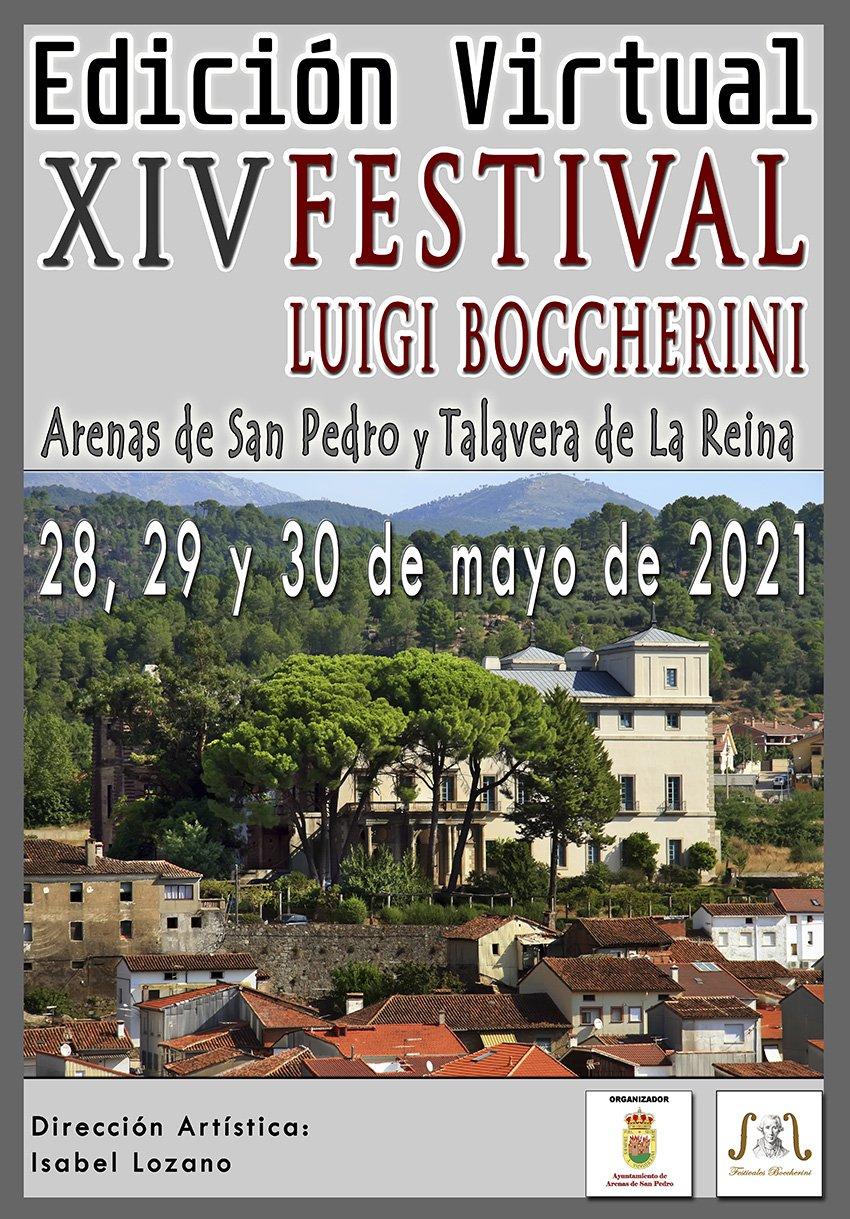 Festivales Boccherini - XIV edición virtual