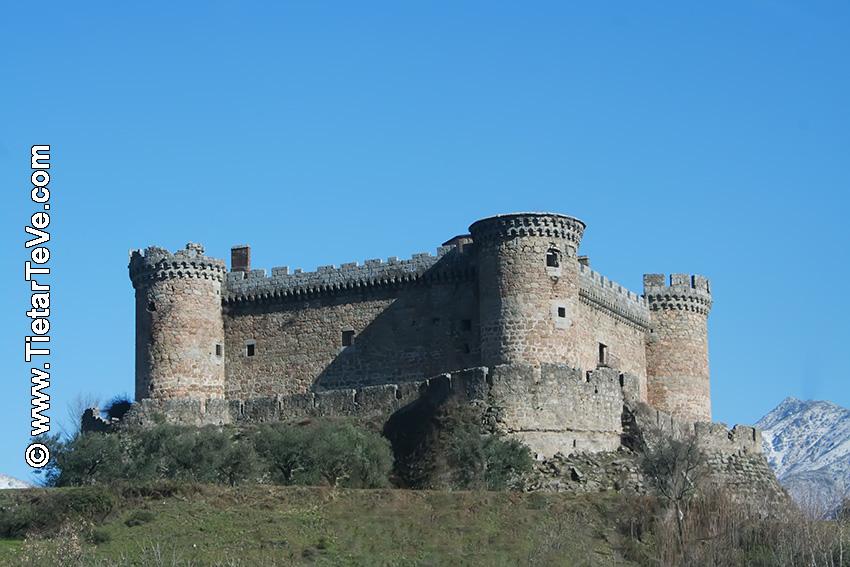 Castillo de los Duques de Alburquerque - Mombeltrán