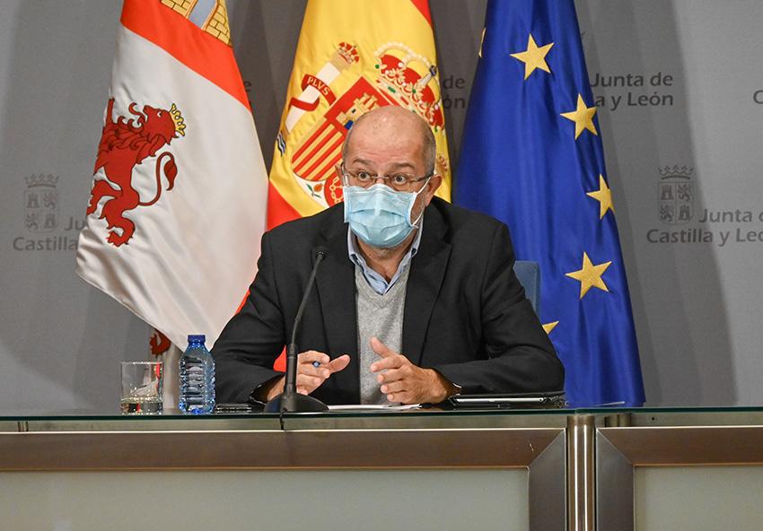 Francisco Igea - Vicepresidente de la Junta de Castilla y León