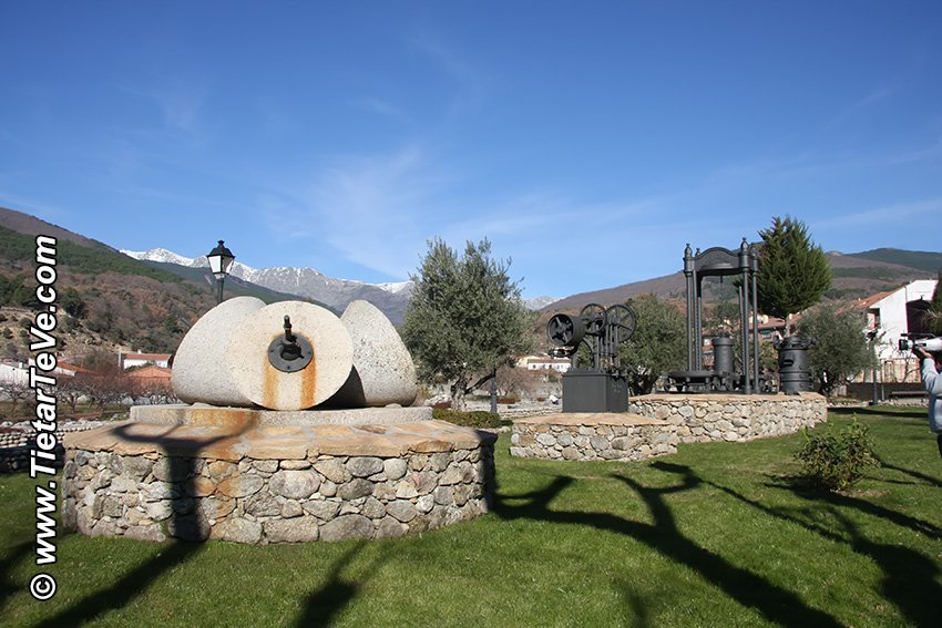Parque de La Barranca - Candeleda