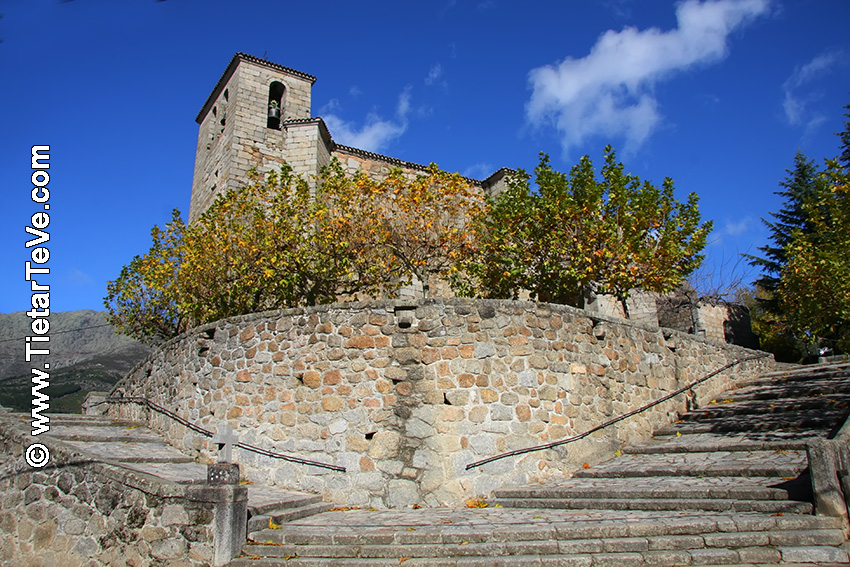 Iglesia de San Esteban del Valle