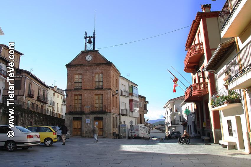 Plaza de Santa Cruz del Valle