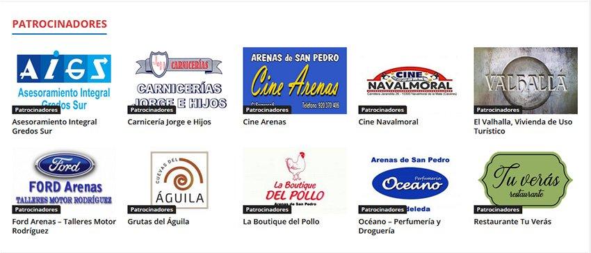 Patrocinadores de TiétarTeVe.com