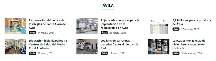 Ávila en TiétarTeVe.com