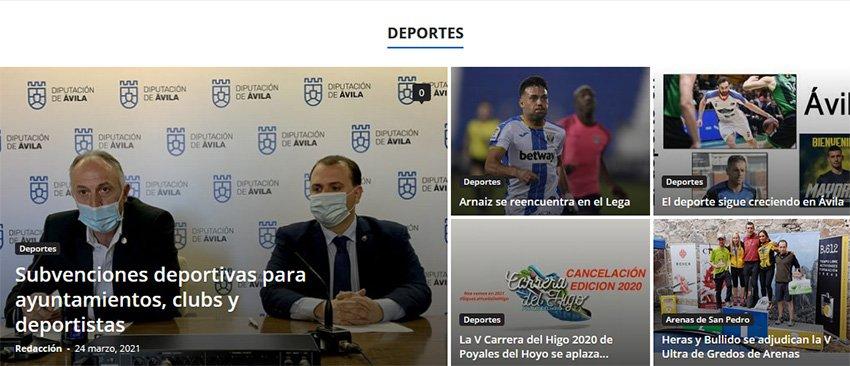 Deportes en TiétarTeVe.com