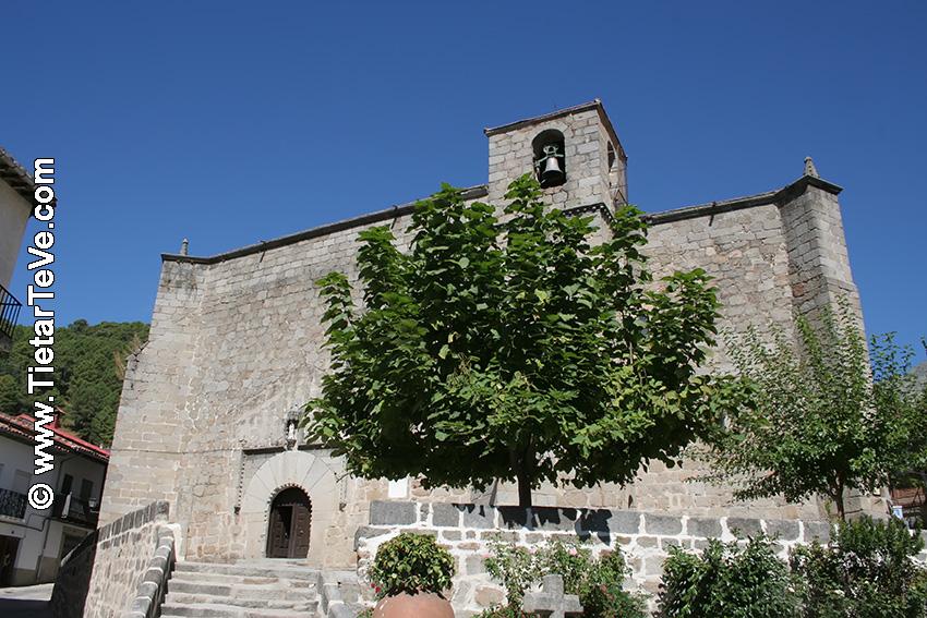 Iglesia de Villarejo del Valle