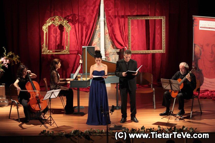 VII Festival Boccherini - 2014 - Arenas de San Pedro