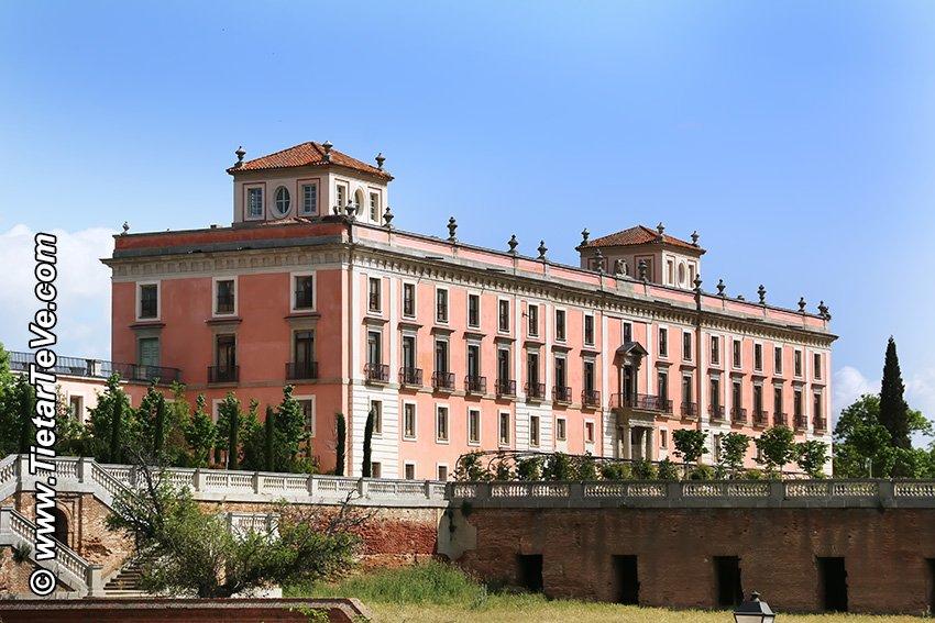 Palacio del Infante don Luis de Borbón de Boadilla del Monte