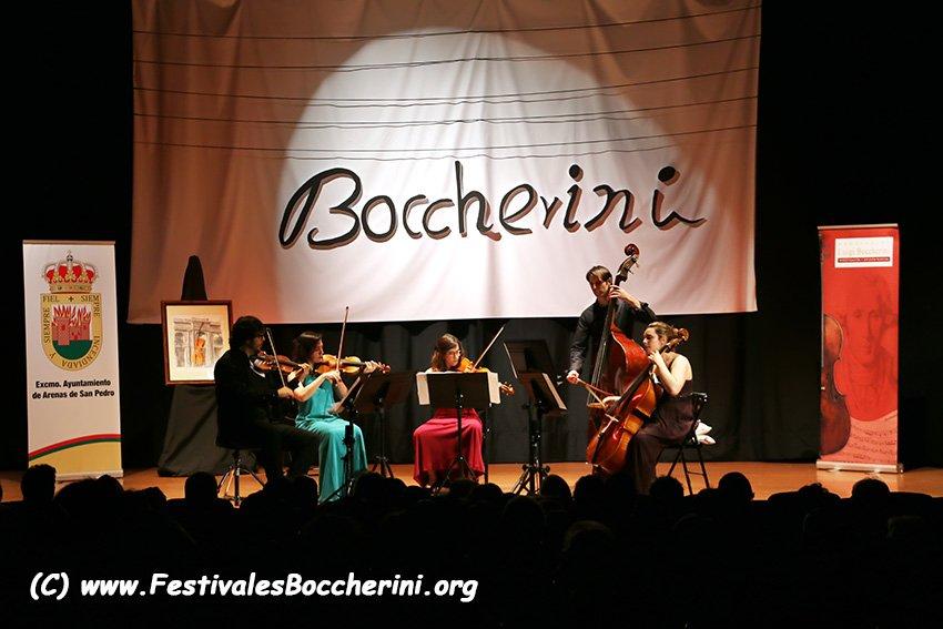 XI Festival Boccherini - 2017 - Arenas de San Pedro