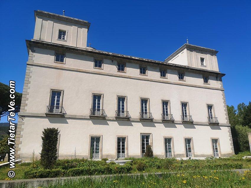 Palacio de La Mosquera de Arenas de San Pedro