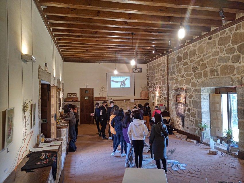 Colaboración Cultural y Artística para jóvenes en La Adrada