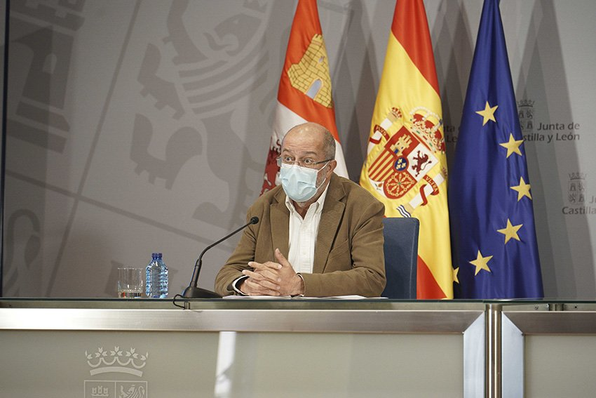 Francisco Igea - Junta de Castilla y León