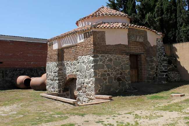 Hornos de Las Tinajas - El Tiemblo